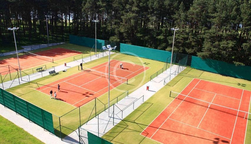 Tennis Express II, III